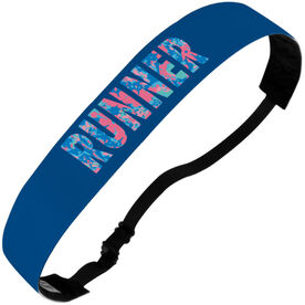 Running Julibands No-Slip Headbands - RUNNER Floral
