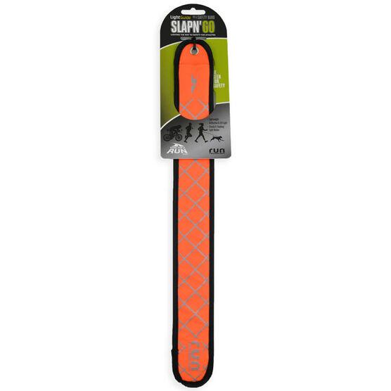 LightGUIDE LED Slapn'Go Safety Light Band by RunTechnology