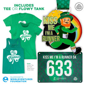 Virtual Race - Kiss Me I'm a Runner 5K (2020)