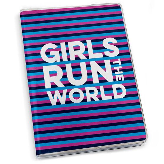 GoneForaRun Running Journal - Girls Run The World