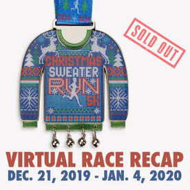 Virtual Race - Christmas Sweater Run 5K (2019)