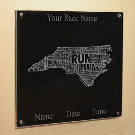 North Carolina State Runner Wall Art