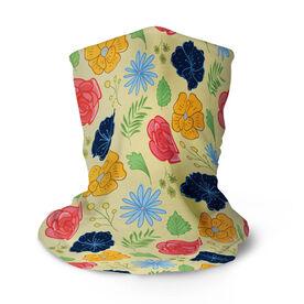 Multifunctional Headwear - Whimsical Flowers RokBAND