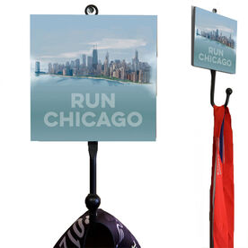 Running Medal Hook - Chicago Sketch