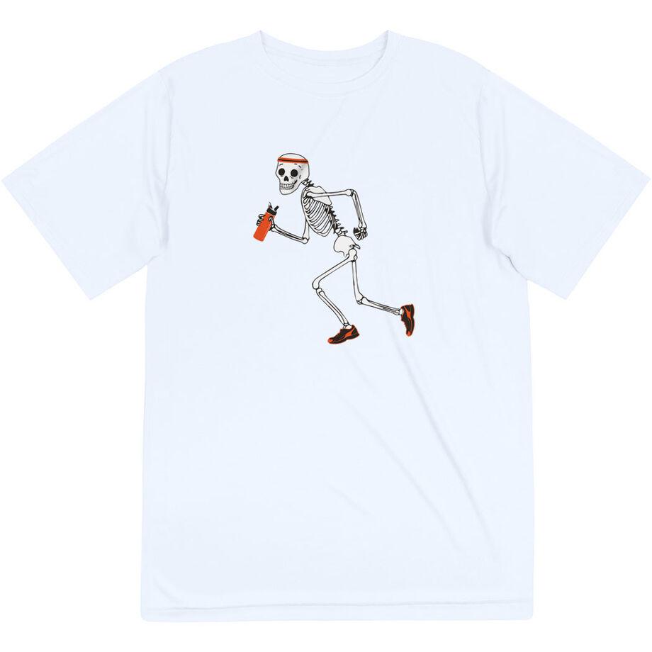 Men's Running Short Sleeve Tech Tee - Never Stop Running