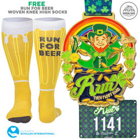 Virtual Race - St. Paddy's Day 5k - Will Run For Beer (2019)