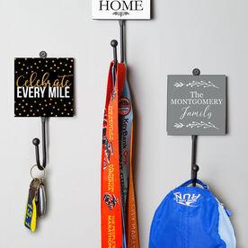 Running Medal Hook - Celebrate Every Mile