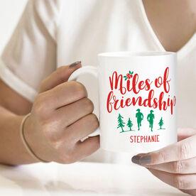 Running Coffee Mug - Miles Of Friendship
