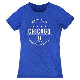 Women's Everyday Tee - Chicago 26.2 (MRTT/SRTT)