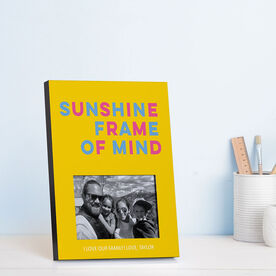 Photo Frame - Sunshine Frame Of Mind