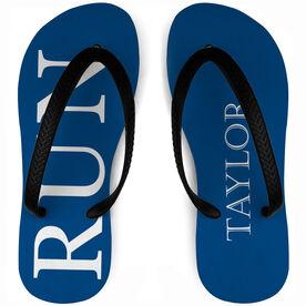 Running Flip Flops Run Your Name
