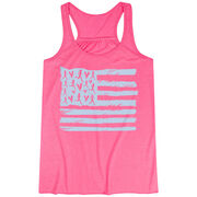 Flowy Racerback Tank Top - United States of Runners