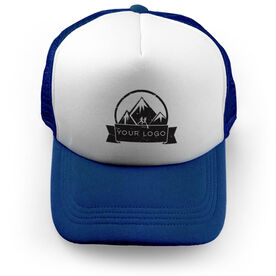 Running Trucker Hat Running Your Logo