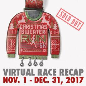 Virtual Race - Christmas Sweater Run Virtual 5K (2017)