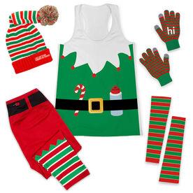 Runner Elf Running Outfit