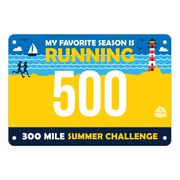 Virtual Race - 300 Mile Summer Challenge (2021)