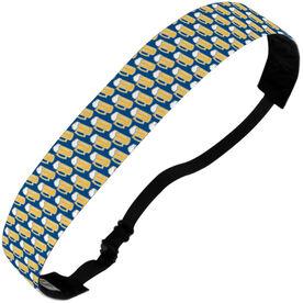 Running Juliband No-Slip Headband - Beer Mug Pattern
