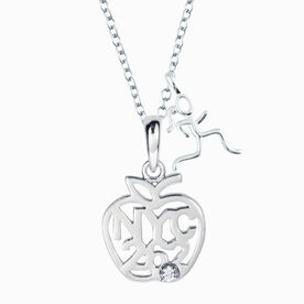 Livia Collection Sterling Silver NYC 26.2 Necklace