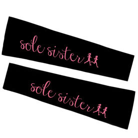 Running Printed Arm Sleeves - Sole Sister