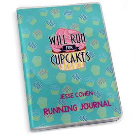 GoneForaRun Running Journal Will Run For Cupcakes