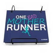BibFOLIO® Race Bib Album - One Bad Mother Runner