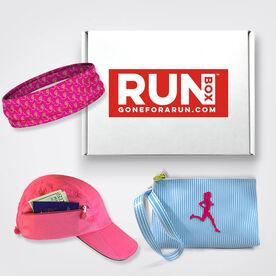 RUNBOX® Gift Set - Be Mine Finish Line