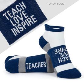 Socrates® Woven Performance Sock - Teacher