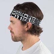 Running Multifunctional Headwear - 13.1 Math Miles RokBAND