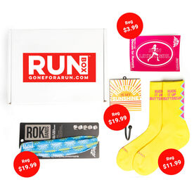 RUNBOX® Gift Set - Runshine Frame of Mind