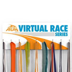 Virtual Race Series Logo Hooked On Medals
