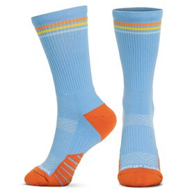 Socrates® Mid-Calf Performance Socks - You're Awesome