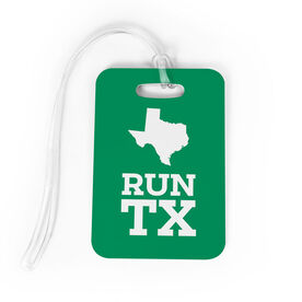Bag/Luggage Tag Texas State Runner