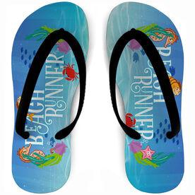 Running Flip Flops Beach Runner