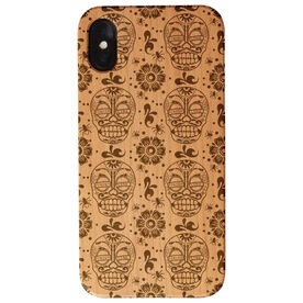 Running Engraved Wood IPhone® Case - Day Of The Run