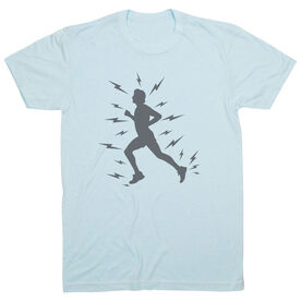 53d266f3 Men's Short Sleeve Running T-Shirts, Runner's Tees