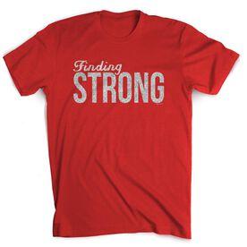 Running Short Sleeve T-Shirt - Finding Strong