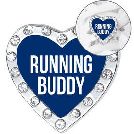 Running Shoelace Charm - Running Buddy