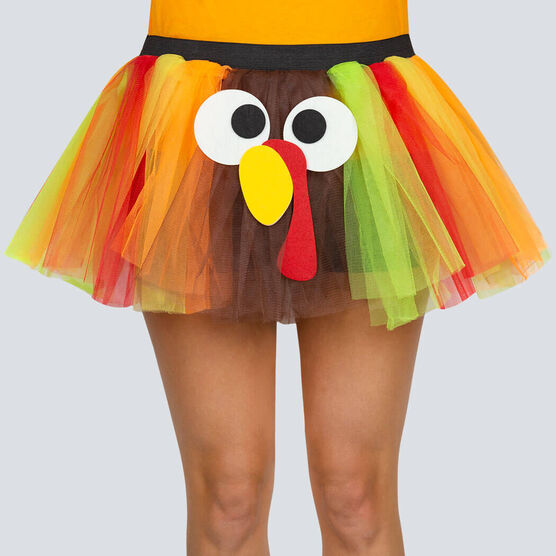 Thanksgiving Turkey Trot Tutu