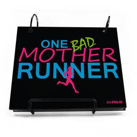 BibFOLIO® Race Bib Album - One Bad Mother Runner