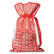 Red Reusable Gift Bag