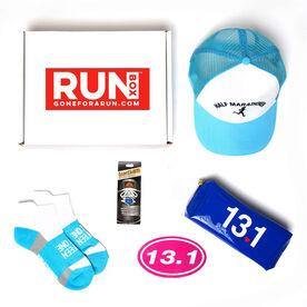 RUNBOX® Gift Set – Half Marathon 13.1