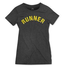 Women's Everyday Runners Tee - Runner Arc (Foil)