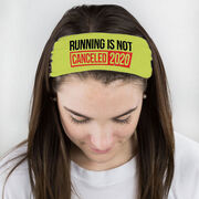 Running Multifunctional Headwear - Running is Not Canceled 2020