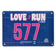 Virtual Race - Love 2 Run 2.14 Miler (2020)