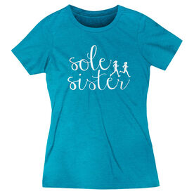 Women's Everyday Runners Tee - Sole Sister Script