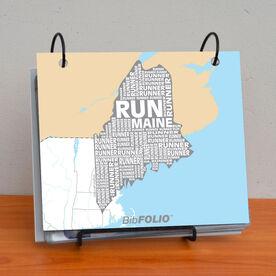 BibFOLIO Maine State Runner Map