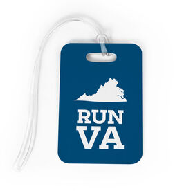 Bag/Luggage Tag Virginia State Runner