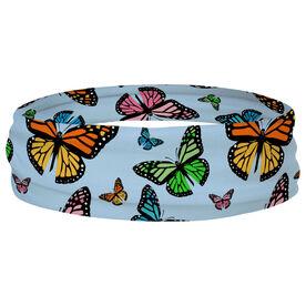 Multifunctional Headwear - Butterflies RokBAND