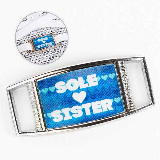 Sole Sister Shoe Lace Charm
