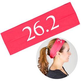 RunTechnology Tempo Performance Headband - 26.2